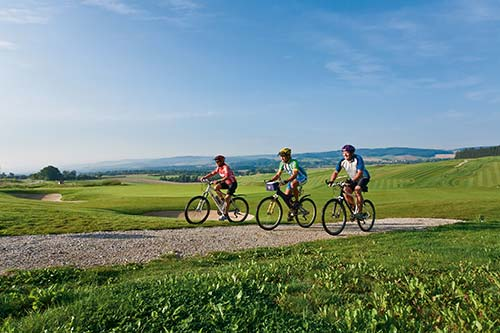 E-Bike ausleihen in Bad Birnbach